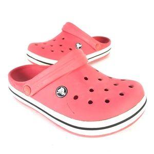 Crocs sandals junior size 3